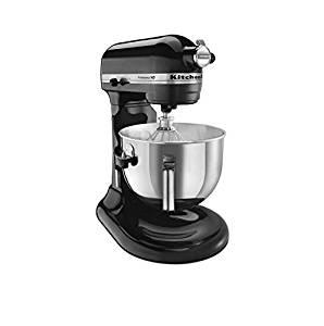 Kitchenaid Kitchen Aid Ka Black professional Stand Deluxe Electric Mixer Set